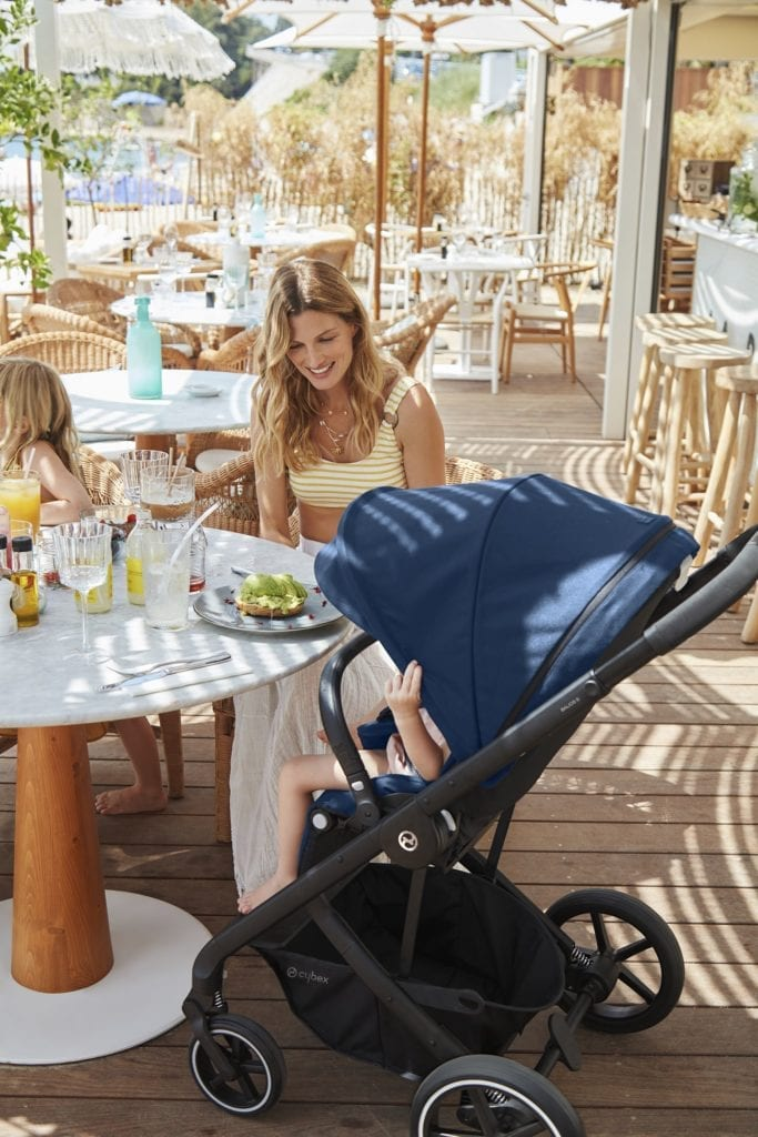 Cybex Balios S Lux 4-in-1 travel system